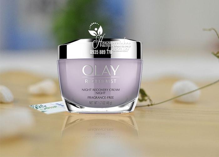 Kem dưỡng ban đêm Olay Regenerist Night Recovery Cream 48g 1