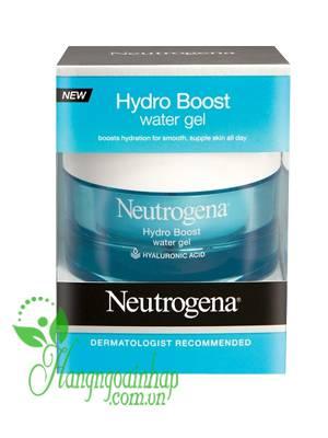 Dưỡng cấp nước Neutrogena Hydro Boost Water Gel 48gr Mỹ