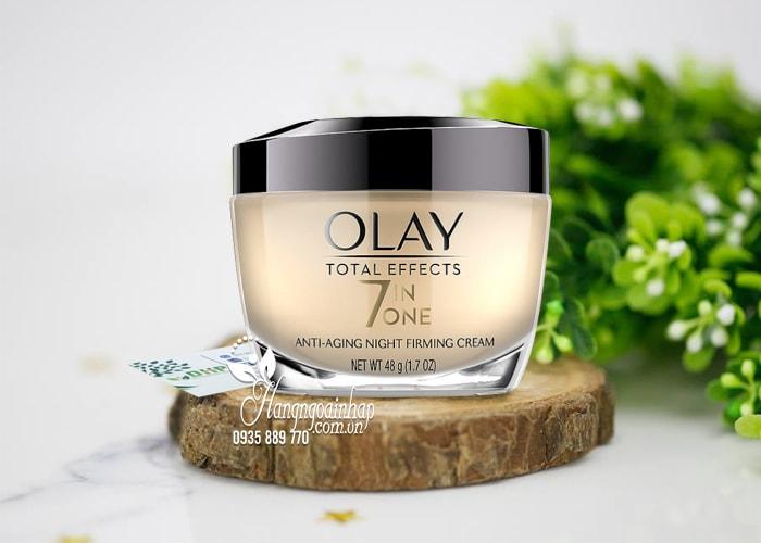 Kem dưỡng da ban đêm Olay Total Effect Night Cream 7 in 1 1