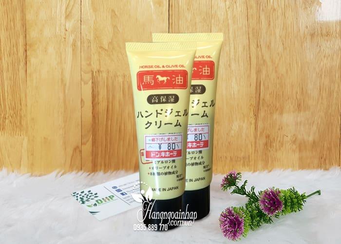Kem dưỡng da tay mỡ ngựa Horse Oil & Olive Oil Hand Gel Cream 1