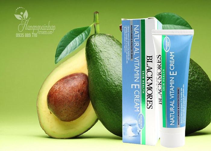 Kem dưỡng da Blackmores Natural Vitamin E Cream 50g của Úc