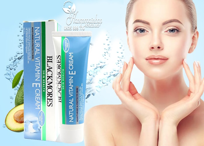 Kem dưỡng da Blackmores Natural Vitamin E Cream 50g