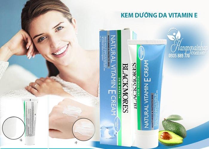 Vitamin E Cream có tác dụng gì?