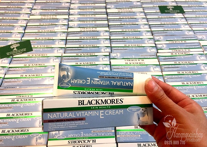 Kem dưỡng da Blackmores Natural Vitamin E Cream