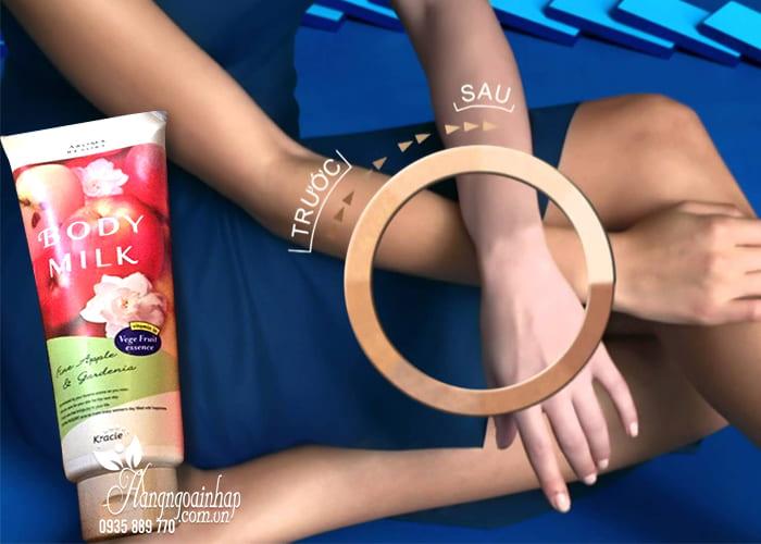 Sữa dưỡng thể Aroma Resort Kracie Body Milk 220g của Nhật Bản 2