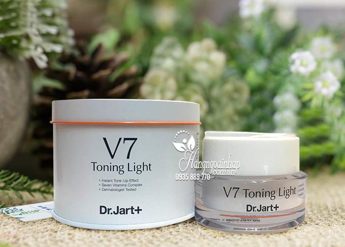 Kem dưỡng trắng da V7 Toning Light Dr Jart 50ml của Hàn Quốc 1