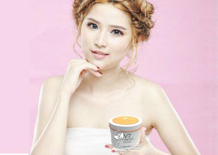 Kem dưỡng trắng da V7 Toning Light Dr Jart 50ml của Hàn Quốc 4
