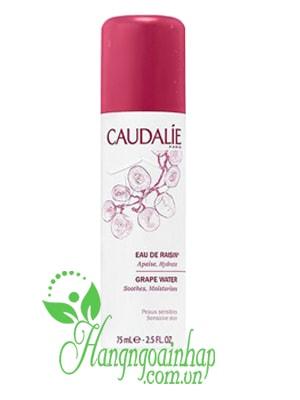 Xịt khoáng Caudalie Eau De Raisin Grape Water 75ml của Pháp