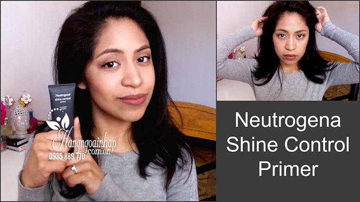 Kem lót Neutrogena Shine Control Primer 30ml - cho da dầu 5
