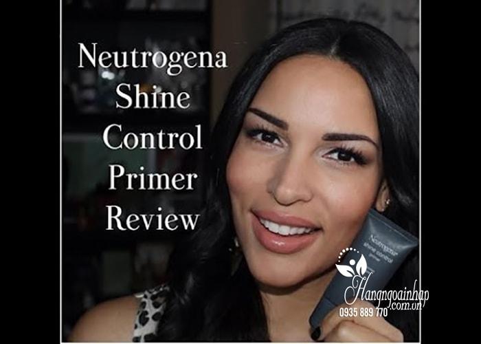 Kem lót Neutrogena Shine Control Primer 30ml - cho da dầu 1