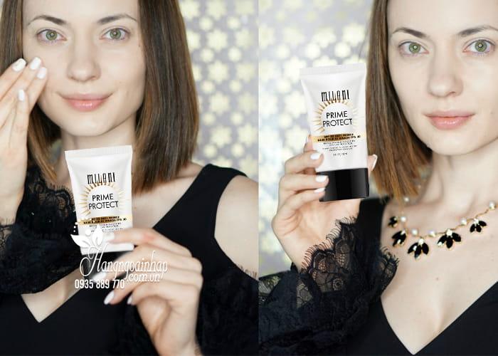 Kem lót trang điểm Milani Face Primer chính hãng Mỹ 2