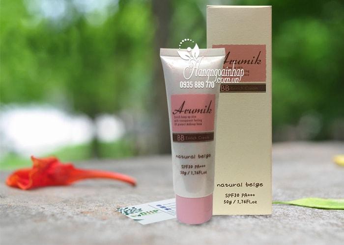 Kem trang điểm Arumik BB Enrich Cream 50g của Nhật Bản 1