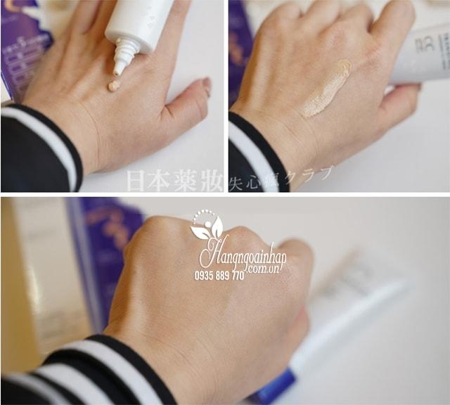 Kem trang điểm dưỡng trắng Transino Whitening CC Cream 30g 3