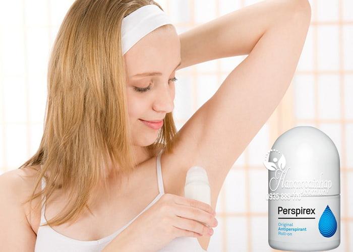 Lăn khử mùi Perspirex đặc trị hôi nách hiệu quả nhất 4