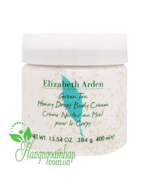 Kem dưỡng thể trắng da Elizabeth Arden Green Tea 400ml của Mỹ
