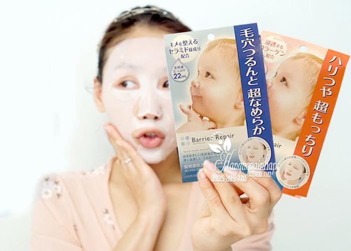 Mặt nạ dưỡng da Barrier Repair Nhật Bản hộp 5 miếng 2