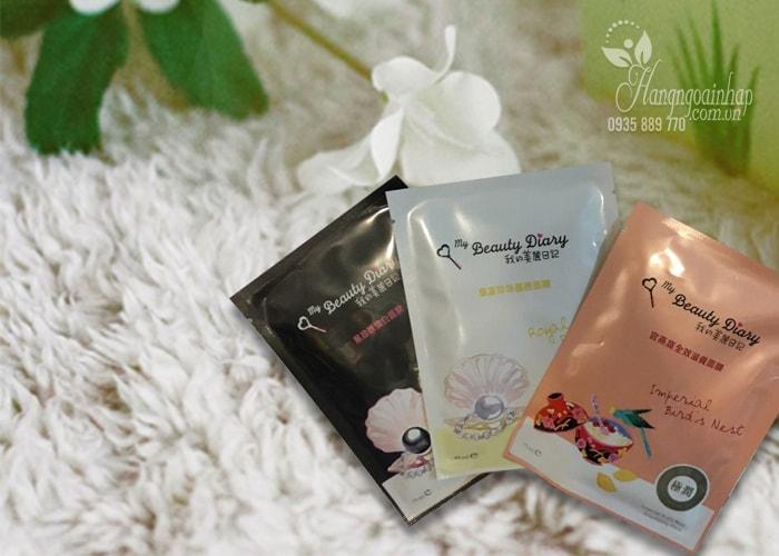 Mặt nạ My Beauty Diary, hộp 8 miếng của Đài Loan