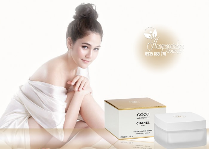 Dưỡng thể Chanel Coco Mademoiselle Body Cream 150g