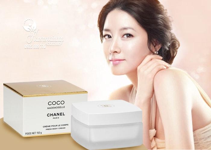 Dưỡng thể Chanel Coco Mademoiselle Body Cream của Pháp
