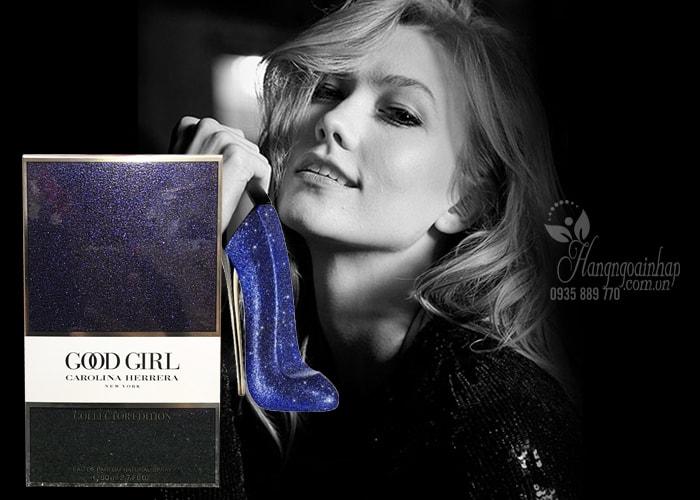 Nước hoa nữ Good Girl Carolina Herrera Collector Edition mẫu mới