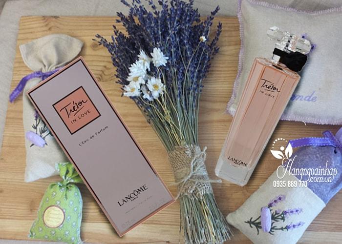 Nước hoa nữ Lancome Tresor In Love EDP 75ml của Pháp