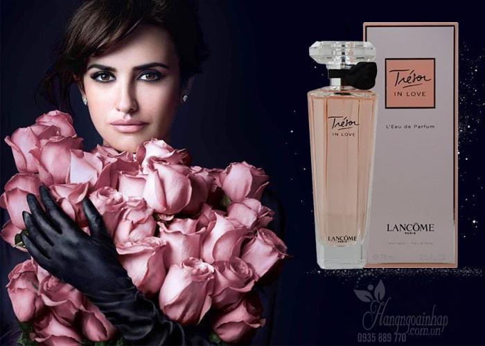 Nước hoa nữ Lancome Tresor In Love EDP của Pháp
