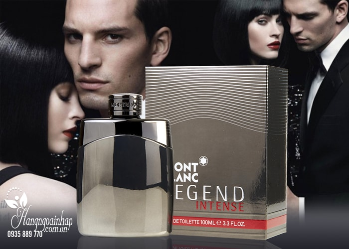Nước hoa nam Mont Blanc Legend Intense EDT 100ml