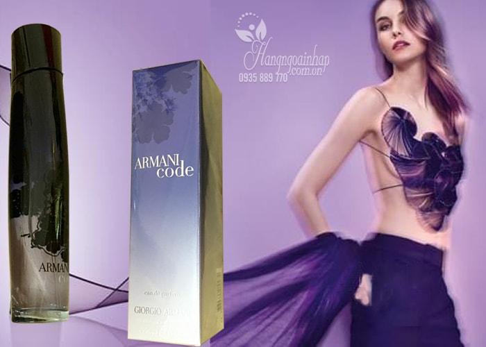 Nước hoa nữ Giorgio Armani Code EDP 75ml