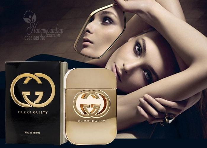 Nước hoa nữ Gucci Guilty EDT 75ml Pháp