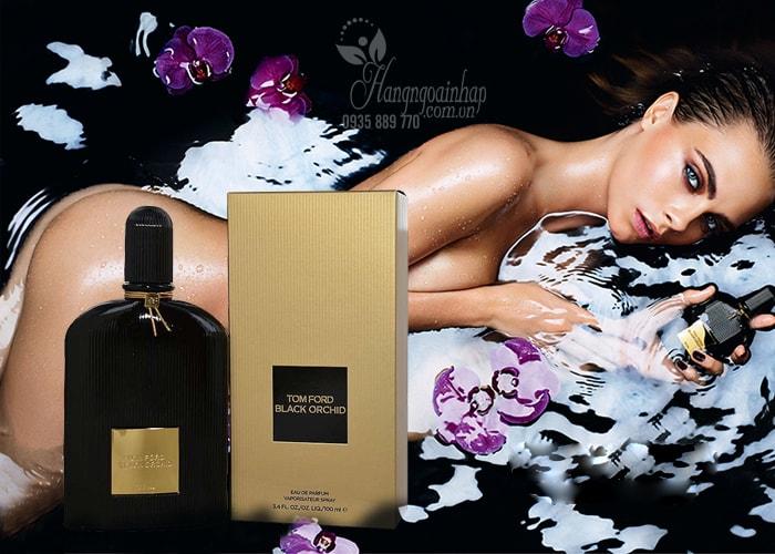 Nước hoa nữ Tom Ford Black Orchid của Mỹ