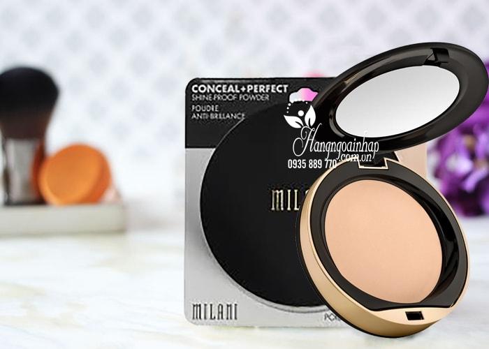 Phấn nền Milani Conceal + Perfect Powder chính hãng của Mỹ 1