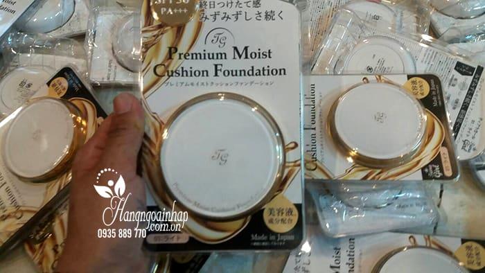 Phấn nước Tiara Girl Premium Cushion Foundation Nhật Bản 5