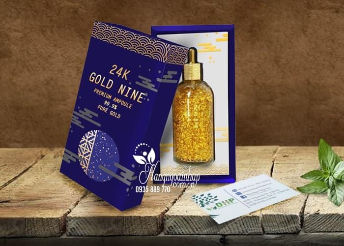 Serum vàng 24K Gold Nine Premium Ampoule 100ml Hàn Quốc 1