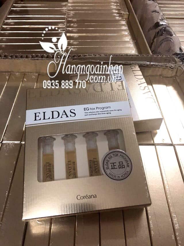 Serum tế bào gốc Eldas EG Tox Program Coreana mini 4 ống 4