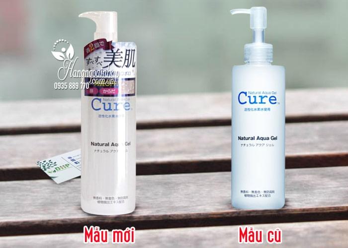 Gel Tẩy Tế Bào Chết Cure Natural Aqua 250g Của Nhật Bản 11