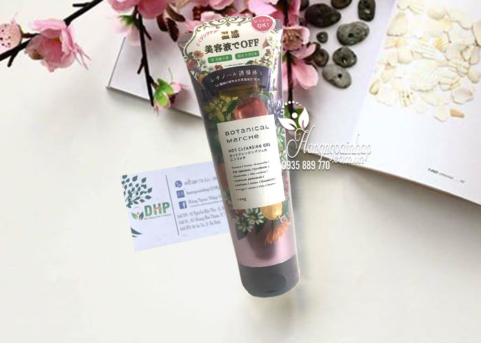 Gel tẩy trang Botanical Marche Hot Cleansing Gel 200g 1
