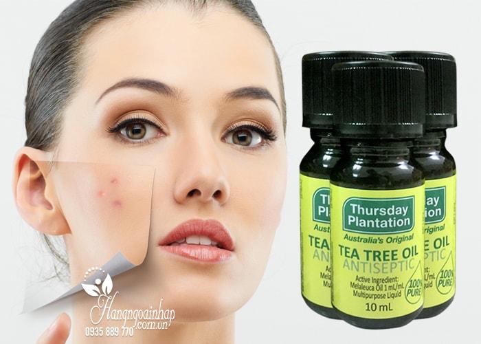 Tinh dầu tràm trà trị mụn Thursday Plantation Tea Tree Oil của Úc