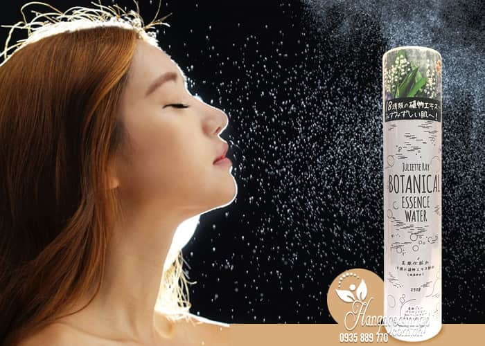 Xịt khoáng Botanical Juliette Ray Essence Water 250g 3