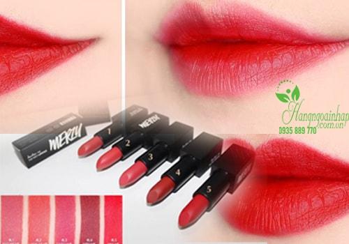 Son lì Merzy Another Me The First Lipstick 4,5g của Hàn Quốc