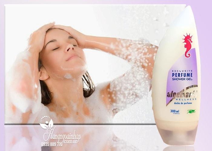 Sữa tắm cá ngựa Algemarin Perfume Shower Gel 300ml