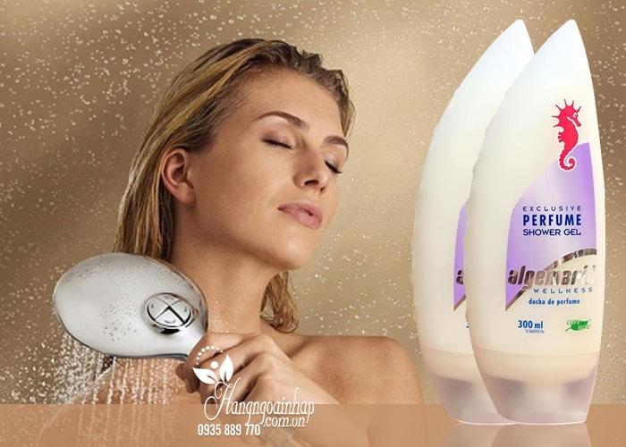 Sữa tắm cá ngựa Algemarin Perfume Shower của Đức