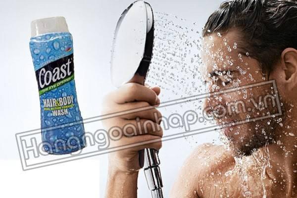 Sữa tắm cho Nam Coast