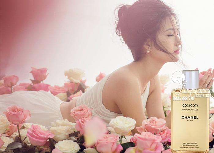 Sữa tắm nước hoa Chanel Coco Mademoiselle Gel Moussant 200ml được ưa chuộng