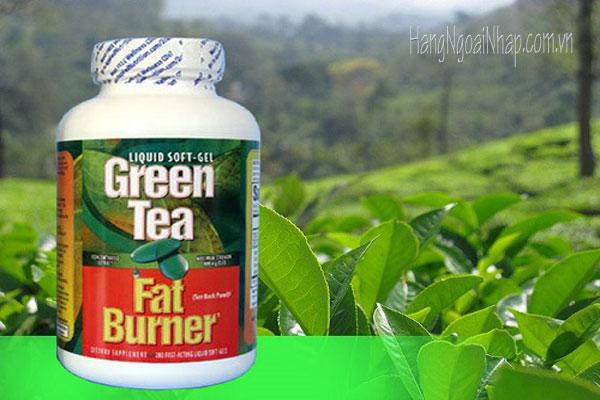 Trà Xanh Giảm Cân Green Tea