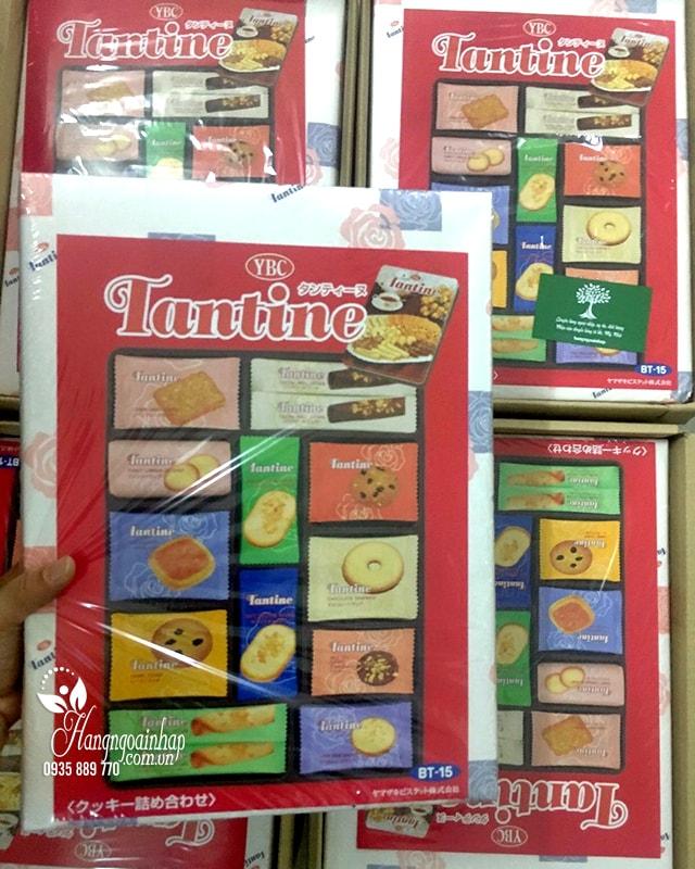 Bánh quy cao cấp YBC Tantine của Nhật Bản