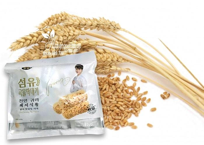 Bánh Yến Mạch Hàn Quốc Premium Quality Organic 400g
