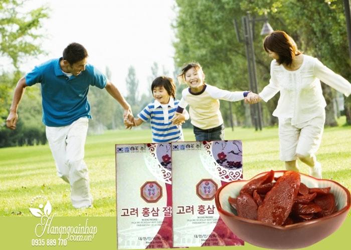 Bộ quà tặng hồng sâm cao cấp Hàn Quốc