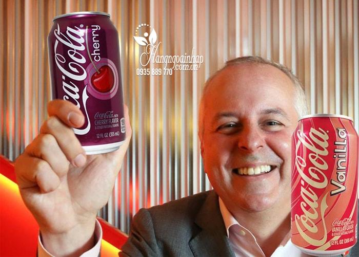 Coca Cola 355ml của Mỹ
