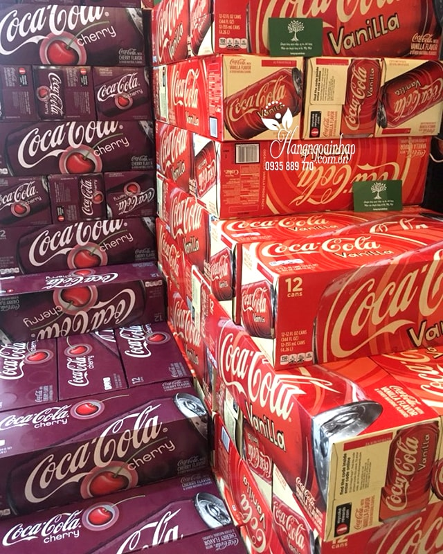 Nước ngọt Coca Cola 355ml của Mỹ
