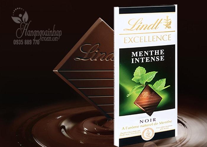 Socola Lindt Excellence 100g nhiều hương vị của Thụy Sĩ
